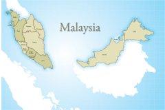 马来西亚的人口分布