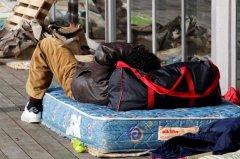 安达卢西亚流浪人口总数大约有210万
