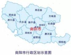 河南各市人口数量、面积排行