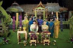 泰国人口和民族