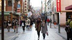 """日本人口数量首度下降 为""""国家消亡""""恐慌"""