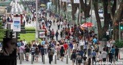 新加坡人口增长率创新低