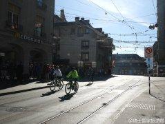 瑞士人口800万,自行车大约有400万辆