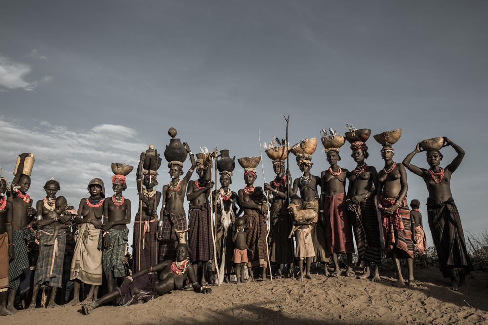 埃塞俄比亚人口数约为1.06亿 世界排名第12位