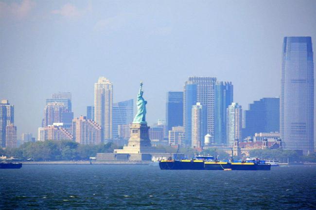 美国人口数量增长最快的5个州