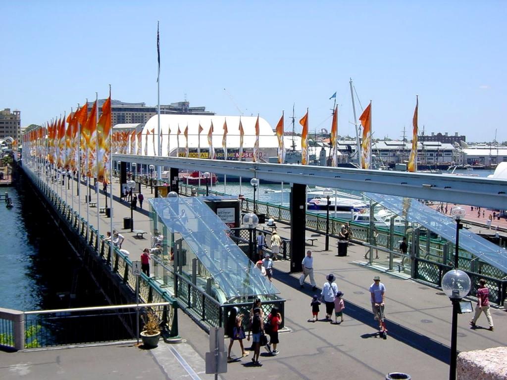 悉尼Pyrmont已是全澳洲人口密度最高的地区
