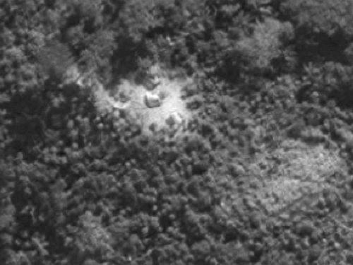 卫星发现亚马逊隐居部落 揭示部落人口流动变化