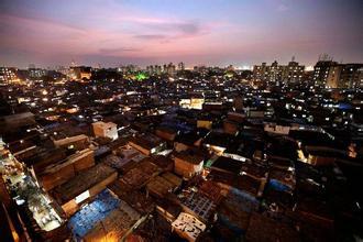 印度达哈维贫民窟现状