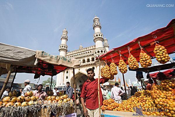 印度旅游_印度安得拉邦