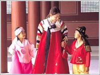 韩国风土人情