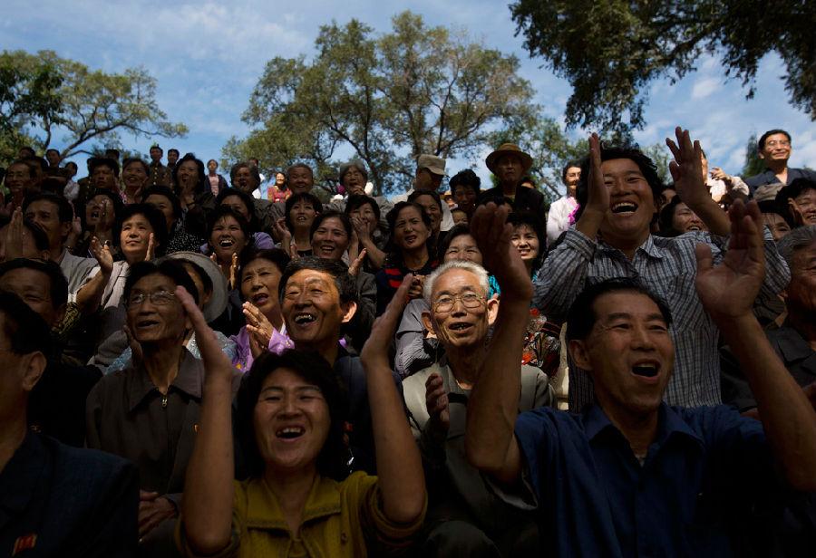 朝鲜人文风情