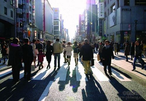 2015年世界人口数量最多的五大城市排名