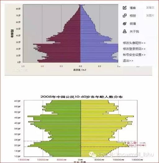 白岩松关于人口问题的访谈