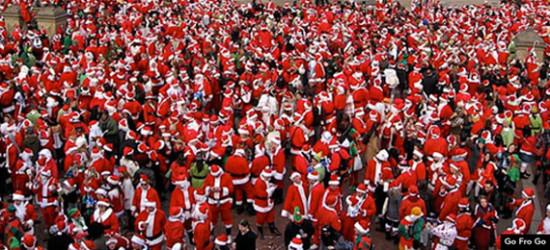 感受异国节日风情 全球圣诞九大奇葩习俗