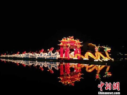 """浙江千年古镇新春打""""民俗牌"""" 传统文化引热旅游"""