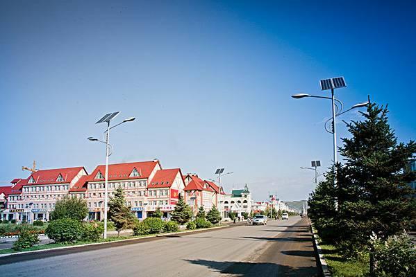 它是中国人口最小城市,被称为中国的瑞士