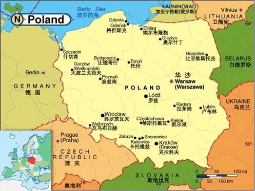 行走波兰 倾听古老而年轻的旋律