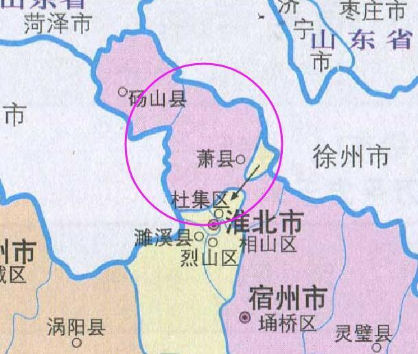 """安徽省1个县,称为:""""小济南""""人口近多少人?"""
