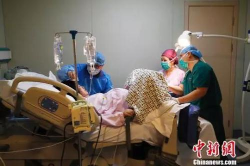 2018年中国出生人口1523万 二孩占一半左右
