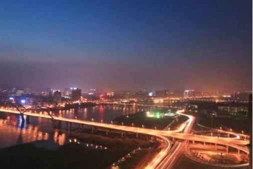 四川人口第二市南充 人口超700万的中国绸都
