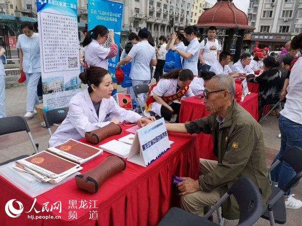 黑龙江省老年人口数量达748.4万 占人口总数19.8%