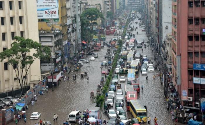 孟加拉国人口密度是中国10倍 仍在不停生孩子
