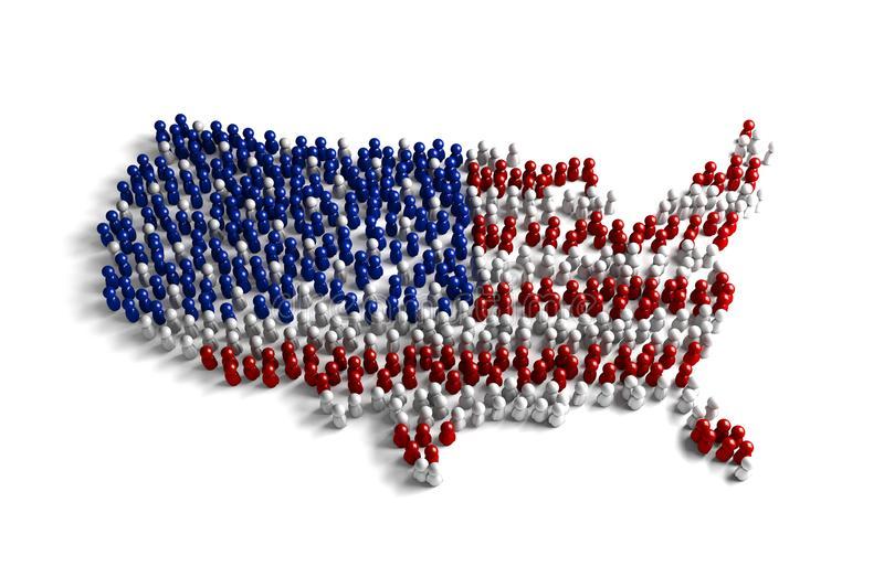 美国有多少白人?美国白人数量出现史上首次减少