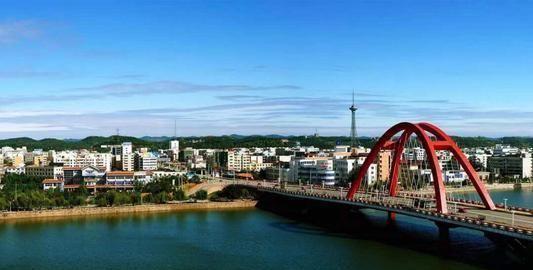 德阳6个区县最新人口排名:中江县108万最多,罗江区23万最少