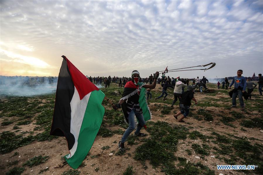 滕州人口聚集的地方_加沙约旦河西岸与以色列士兵发生冲突,数十人受伤