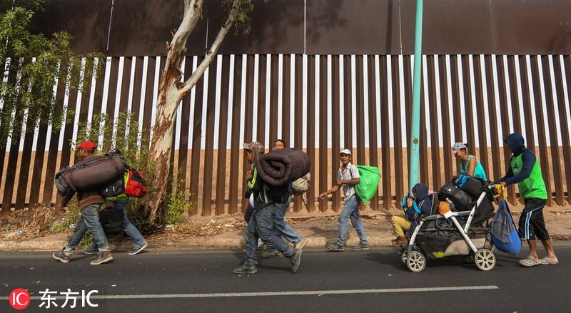 中美洲人口_对中美洲移民严阵以待白宫或授权军队保护美墨边境边防人员