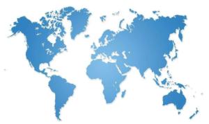 2018年世界各国家地区人口密度排行榜 哪个国家地区人口密度最大